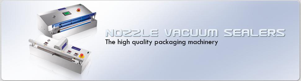 Nozzle Type Vacuum Sealer Nozzle Vacuum Sealer Nasavac Llc